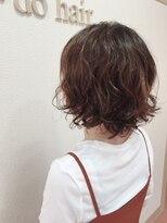 アドゥーヘアー(A do hair)bob perm