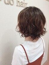 アドゥーヘアー(A do hair)ボブパーマスタイル