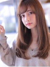 アグ ヘアー ニウ(Agu hair niu)ナチュラルロングでモテツヤ髪☆