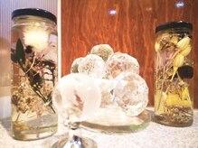 岐阜都ホテル美容室クローリの雰囲気(かわいい小物もいっぱい♪)