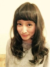 ヘアデザイン ベロニカ(hair design Belonica)ヌーディ―ベージュ