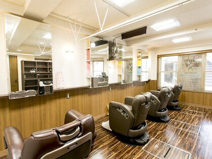 ヘアーショップ アライ(Hair Shop Arai)の写真