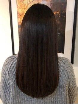 ベルダ(beldad.)の写真/今話題のSammyTreatment(酸熱トリートメント)を導入いたしました☆一段と艶とまとまりのある髪の毛に♪