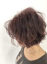 ヘアケアゲート(hair care Gate)外ハネショート