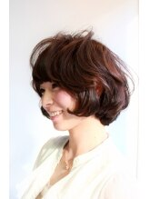 セレンディピティ(SERENDIPITY hair design)ふわっとボブ
