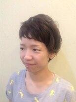 リブヘアー ドット(LiB hair.)コンパクトショート