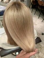 ミンクス 青山店(MINX)ウルトワトリートメント 髪質改善 美髪 ツヤ髪