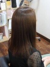 ラグヘアーデザイン(RAG hair design)ナチュラルブラウン