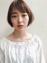 ガーデントウキョウ(GARDEN Tokyo)【GARDEN西川】透明感ブランジュ・小顔センシュアルショートボブ