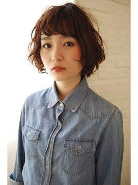ロマリア(Lomalia)【Lomalia表参道/原宿】SWEET × CUTE ★ Short hair ★
