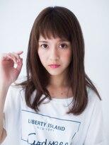アトリエメルシー 代々木(atelier merci)ナチュラルなモテ髪スタイル