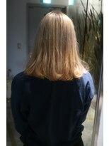 ランド(LAND)creamy blond