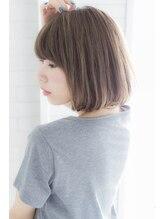 アグ ヘアー レント 巣鴨店(Agu hair rent)透け感・抜け感・透明感のある外国人風カラーボブ【Agu rent】