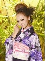 和装のJapanese audrey*画像