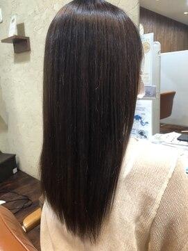 ヘアーシー(HAIR C,)☆縮毛矯正×髪質改善 あなたの理想を叶える夢のストレート