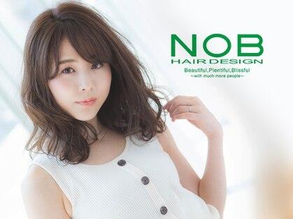 ノブヘアデザイン マール伊勢佐木町店(NOB HAIR DESIGN)の写真