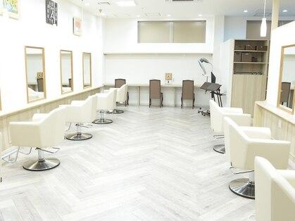 美容室おしゃれキャット 土山店の写真