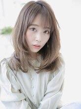 アグ ヘアー オスト 仙台駅東口駅前店(Agu hair ost)大人かわいい×くびれセミディ