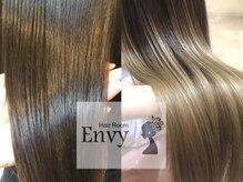 エンヴィ 東池袋店(Envy)の雰囲気(【髪質改善】 今までにない最上のエステトリートメント)