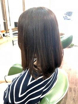フィレール(Filer)の写真/【半年7回/一年14回】毎月、白髪染めをするならカラーパスがオススメ♪いつでも綺麗な髪色でいたい貴方に◎