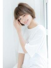 ヘアアンドビューティ マカロン(hari&beauty macaron)【上大岡macaron】大人かわいい小顔ショートボブ