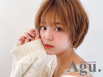 アグ ヘアー ビアン 関大前店(Agu hair bian)の写真