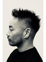 ギフトヘアー(Gift Hair)フェード