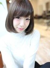 アグ ヘアー ガーデン大名店(Agu hair garden)大人可愛い☆小顔ボブ
