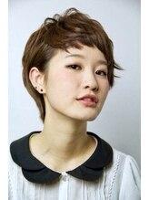 ルフ ヘアーデザイン(ruf hair design)【ruf hair design】大人ショート