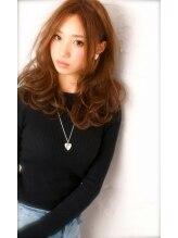 ジーン ヘア ワークス(JEEN HAIR WORKS)《JEEN》外国人風♪ふわユル☆フェアリーウエーブ☆