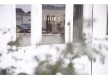 ジョルノ ヘア ガーデン(GIORNO HAIR GARDEN)の雰囲気(ナチュラルアンティークなアットホームサロン)