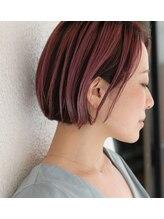 コンパス(COMPASS)ピンクデザインカラー