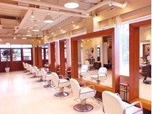 ヘアー ヴィーヴル 沖浜店(Hair BIVRE)の雰囲気(温かな雰囲気とアットホームなStylistがお出迎え♪)