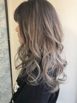 ヘア クレール(hair CREER)の写真/お客様の半歩先行く『なりたい』を表現します!!