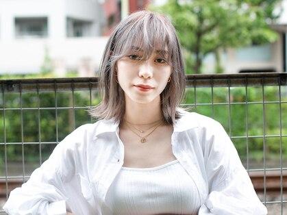 ヘアメイクアース 八潮店(HAIR & MAKE EARTH)の写真