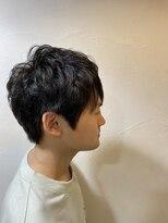 ネオヘアー 東向島店(NEO Hair)ナチュラルメンズパーマ!