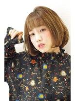 ヘアリゾート リアン(hair resort Lien)ナチュボブ ☆Lien☆ 倉田