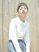 ☆TRUMP☆2017♪03ー6427ー5114♪ハイ透明カラー×大人ショート