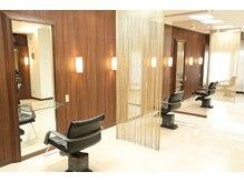 ロコ 青物横丁(roco)の雰囲気(半個室になっており、お客様一人ひとりの時間を大切にします。)