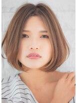リル ヘアーデザイン(Rire hair design)【Rire-リル銀座-】美シルエット☆大人ボブ