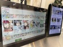 アディション 渋谷(ADITION)の雰囲気(全席にタブレット完備!雑誌、ネットご自由にお使い下さい[渋谷])