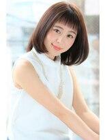ヘナ ファクトリー 八王子店【ヘナ美髪エステパック】で艶めき女子力upボブ