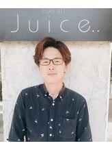 ヘアーアート ジュース テヅカヤマ(Hair art Juice TEZUKAYAMA)神戸 純一
