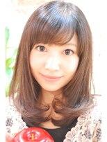【miel hair blanc】エアリーミディアム☆:・* +