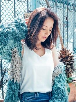 アトリエジル 八潮店(Atelier JILL)の写真/「大人っぽく、オンナらしく、色っぽく…」大人女性のオシャレを叶えるとっておきサロン【八潮】