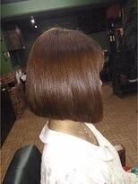 ヘアーブランド ゴップリン(hair brand GOPLIN)ボブ