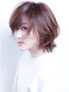 ヘアリライアンスウナ(hair reliance Una)の写真/【札幌駅/大通】乾かして、まとまる。キメすぎない、ナチュラルデザインで大人女性の魅力を引き上げる。