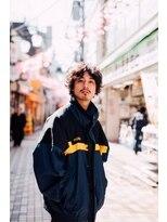 【GrandChariot 笹塚】メンズゆるパーマ