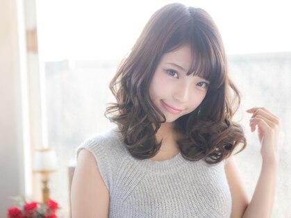 アロマ ヘア ルーム 上野店(AROMA hair room)の写真