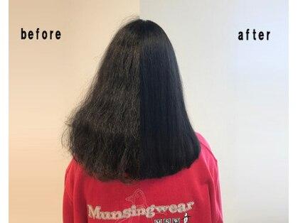 クラップス ヘアデザイン(CLapS hair design)の写真